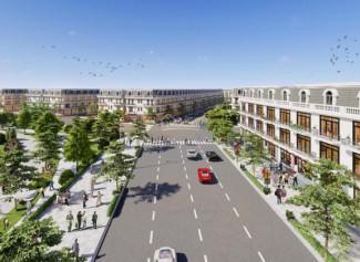 Vĩnh Yên Center City sức hút các nhà đầu tư dịp cuối năm 2020