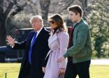 Gia đình tổng thống Donald Trump lên kế hoạch rời Nhà Trắng