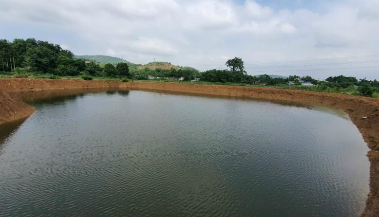 View đẹp, đường rộng, quần thể đại gia,gần Hà Nội, 4200m giá đầu tư - Hòa Sơn - Lương Sơn