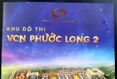Bán đất Đường A1 VCN Phước Long 2 Nha Trang lộ giới 40m, chỉ 4,220 tỷ/lô