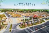 Bán đất nền dự án Epic Town, PKTT vị trí đẹp, Giá Đầu Tư, Sổ đỏ riêng từng lô