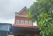 Nhà thổ cư 2 mặt tiền đường xã Vĩnh Thạnh Trung, Châu Phú