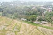Bán đất xã Vân Hòa Ba vì Hà Nội diện tich rộng 4460 m2 có 400 m2 đất thổ cư.