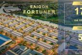 Saigon Fortune KDC Cầu Tràm đất nền giá đầu tư F0 tốt nhất thị trường