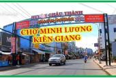 Bán nền thổ cư bao siêu đẹp huyện Châu Thành- KG
