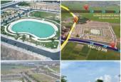 Bán lô đất nền KDC Lạc Phú - Yên Dũng - Bắc Giang