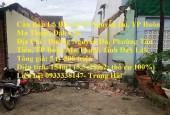 Cần Bán Lô Đất Số 10 Nguyễn Du, TP Buôn Ma Thuột, Đắk Lắk