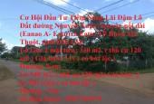 Cơ Hội Đầu Tư Tiềm Năng Lãi Đậm Lô Đất đường Nguyễn Xuân Nguyên nối dài (Eanao A- Eatu)
