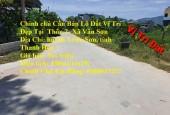 Chính chủ Cần Bán Lô Đất Vị Trí Đẹp Tại  Thôn 2- Xã Vân Sơn
