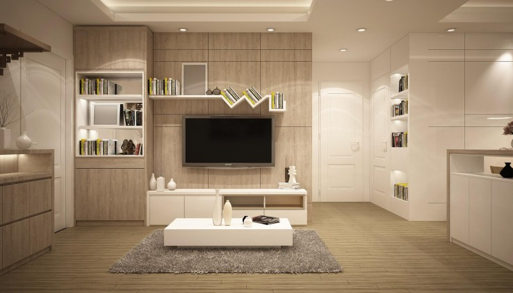 Căn hộ Vinhomes Central Park tầng 15 cửa hướng Đông Nam, đầy đủ nội thất, 108.7m2 , 9.025 tỷ