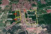 Cần bán lô góc dabaco2 LK13 Gía chỉ 32,5tr/m, thuận thành, Bắc Ninh.