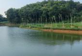Đất nghỉ dưỡng view hồ giá rẻ tại Yên Bài Ba vì. Cách Hà Nội 40km. Giá 2,2tr/m