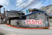 Bán lô đất 155m2 có 2 mặt tiền CỰC ĐẸP đường Minh Cầu,phường Phan Đình Phùng,tp Thái Nguyên