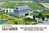 Sala Garden 48M2 rẻ nhất thị trường vì đang cần BÁN GẤP.
