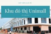Đất Nền Dự Án Unimall Sổ Hồng Riêng Mặt Tiền An Phú 18- TP.Thuận An 60m2 giá 1tỷ5.