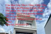 Cần Bán Gấp Nhà 4 Tầng 2 Mặt Tiền Mai Thị Lựu Phường Eatam Thành Phố Buôn Ma Thuột tỉnh Đắk Lắk