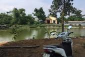 Bán 937m.175ont đất bám hồ tại thoáng đẹp tại Trần Phú - Chương Mỹ - Hà Nội