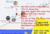 Bán Đất Giá Rẻ Lô Hot Nhất tại Tiên Lữ, Hưng Yên